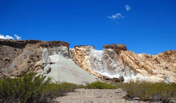 Cerro 7 colores uspallata